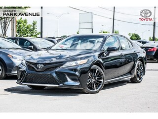 2018 Toyota Camry **PROMO** XSE V6 MAGS 19 CUIR TOIT INTERMEDIAIRE