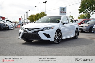 2019 Toyota Camry PROMO CAMRY SE (TOIT, MAGS 18, CARPLAY) Berline