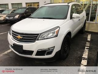 2017 Chevrolet Traverse LT AWD*CAM REC*BANCS CHAUF*CRUISE* VUS et Multi-Segments