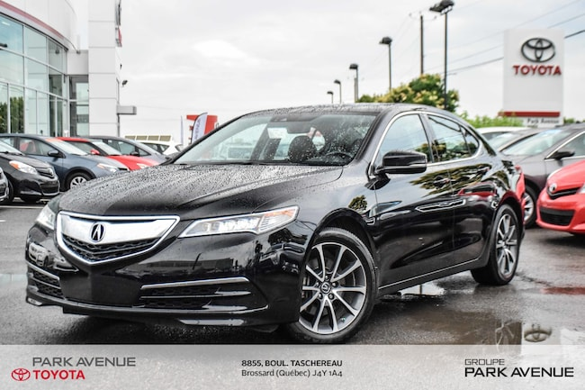 2015 Acura TLX SH AWD*TOIT OUVRANT*BANCS CHAUFFANT*CUIR*MAGS Berline
