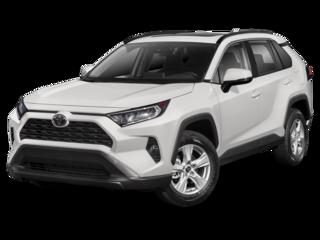 2019 Toyota RAV4 LE VUS et Multi-Segments