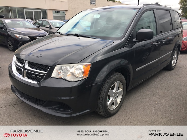 2012 Dodge Grand Caravan SE 7 PASSAGERS*CRUISE CONTROL Commercial