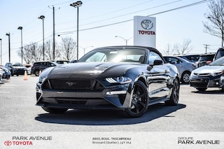 2018 Ford Mustang GT PREMIUM+CONVERTIBLE+11 000KM+5.0L V8 Cabriolet / Roadster