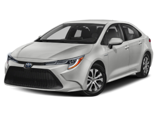 2020 Toyota Corolla Hybrid Berline