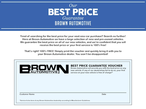 Brown Automotive Group >> About Brown Automotive Group