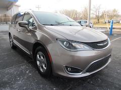 Used 2017 Chrysler Pacifica Touring-L Plus Van 2C4RC1EGXHR713368 in Toledo, OH