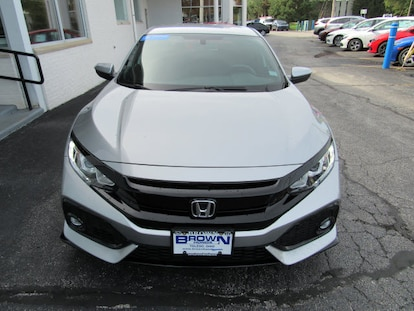 Used 2018 Honda Civic For Sale | Toledo OH | VIN