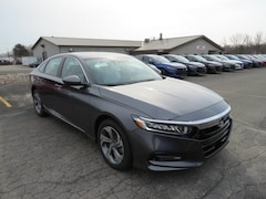 New 2019 Honda Accord EX Sedan 1HGCV1F40KA051995 in Toledo, OH