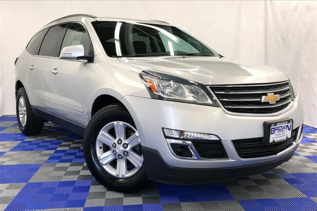 2014 Chevrolet Traverse 2LT SUV