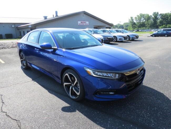New Honda 2019 Honda Accord Sport Sedan for sale in Toledo