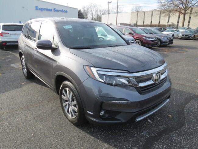 New Honda 2019 Honda Pilot EX-L AWD SUV for sale in Toledo