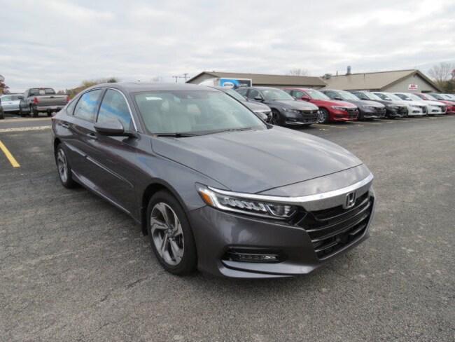 New Honda 2018 Honda Accord EX-L Sedan for sale in Toledo