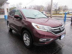 Certified Pre-Owned 2016 Honda CR-V EX AWD SUV 2HKRM4H58GH720405 in Toledo, OH