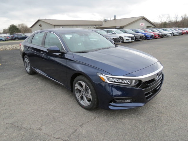 New Honda 2019 Honda Accord EX-L 2.0T Sedan for sale in Toledo