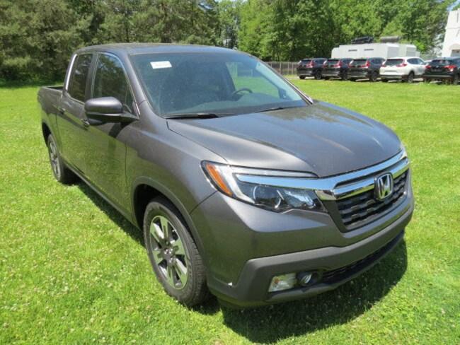 New Honda 2019 Honda Ridgeline RTL-T FWD Truck Crew Cab for sale in Toledo