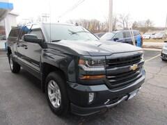 Used 2017 Chevrolet Silverado 1500 LT w/1LT Truck Double Cab 1GCVKREC9HZ173420 in Toledo, OH