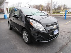 Used 2014 Chevrolet Spark 1LT Auto Hatchback KL8CD6S98EC447609 in Toledo, OH