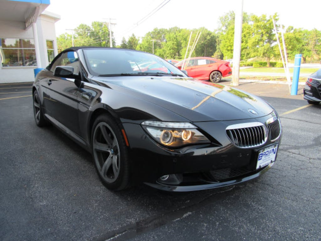 2010 Bmw 650i >> Used 2010 Bmw 650i For Sale In Toledo Serving Maumee Bowling