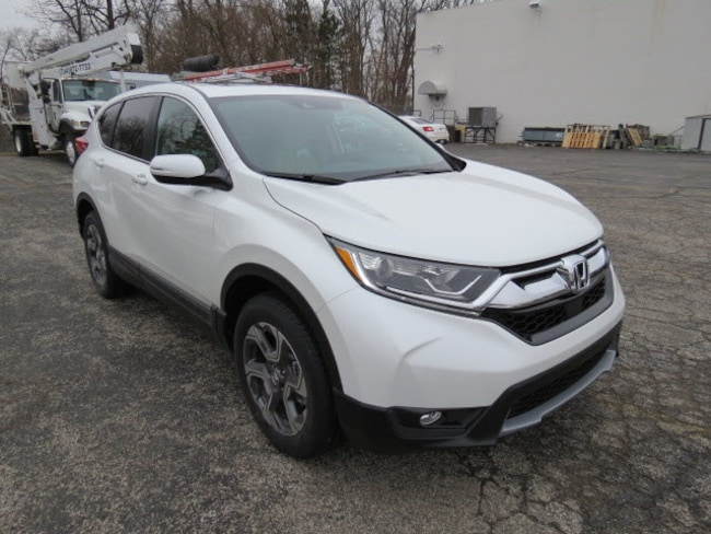 New Honda 2019 Honda CR-V EX-L AWD SUV for sale in Toledo