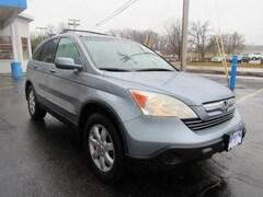 Used 2008 Honda CR-V EX-L 4WD SUV 5J6RE48718L012485 in Toledo, OH
