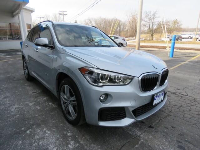 2017 BMW X1 xDrive28i SAV WBXHT3C38H5F71323