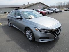New 2019 Honda Accord Hybrid EX-L Sedan 1HGCV3F55KA013375 in Toledo, OH