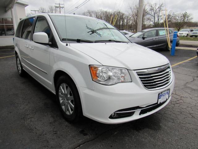 2014 Chrysler Town & Country Touring Van 2C4RC1BG3ER317573