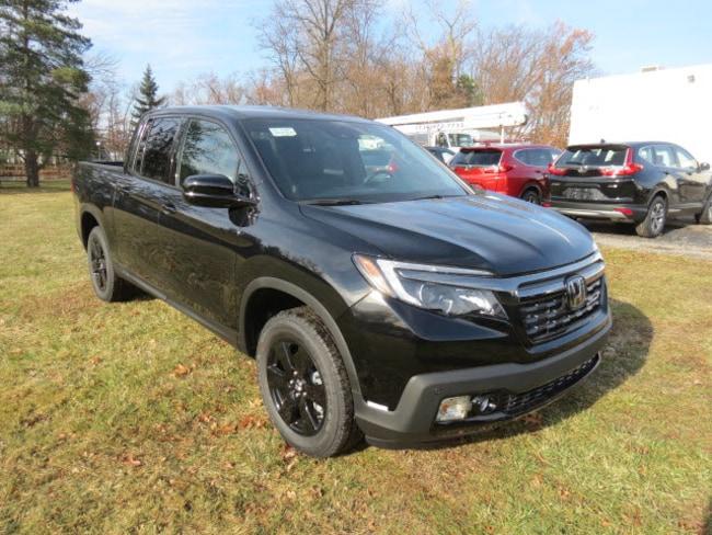 New Honda 2019 Honda Ridgeline Black Edition AWD Truck Crew Cab for sale in Toledo
