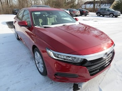 New 2018 Honda Accord LX Sedan 1HGCV1F19JA075488 in Toledo, OH