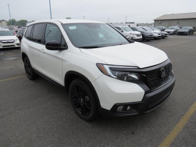 New Honda 2019 Honda Passport Sport FWD SUV for sale in Toledo