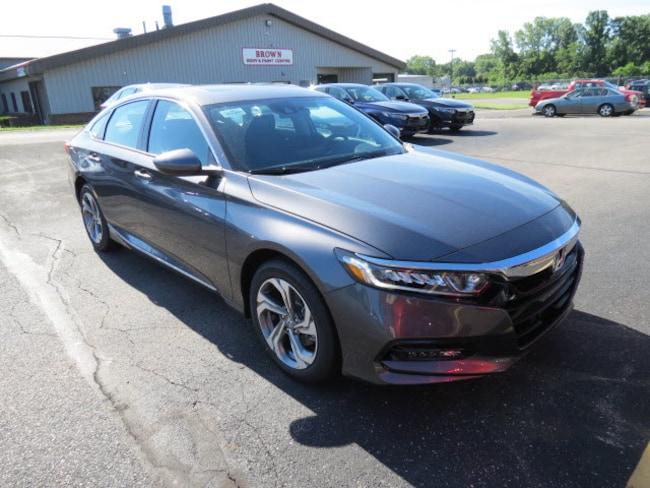 New Honda 2019 Honda Accord EX Sedan for sale in Toledo