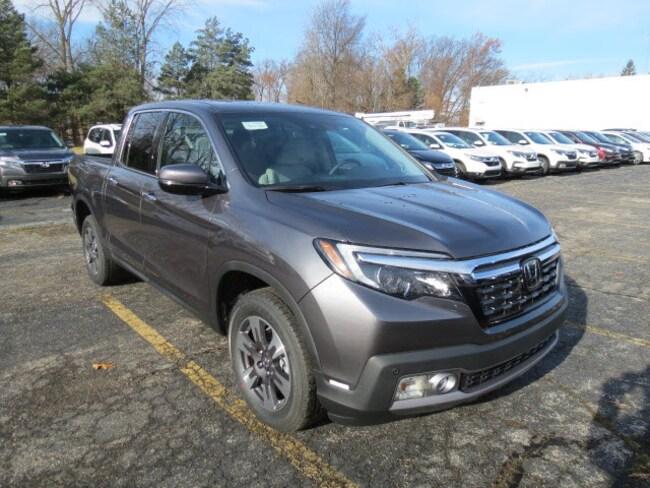 New Honda 2019 Honda Ridgeline RTL-E AWD Truck Crew Cab for sale in Toledo