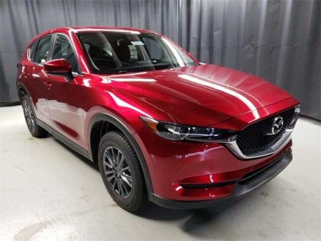 New Mazda 2019 Mazda Mazda CX-5 Sport SUV Toledo OH