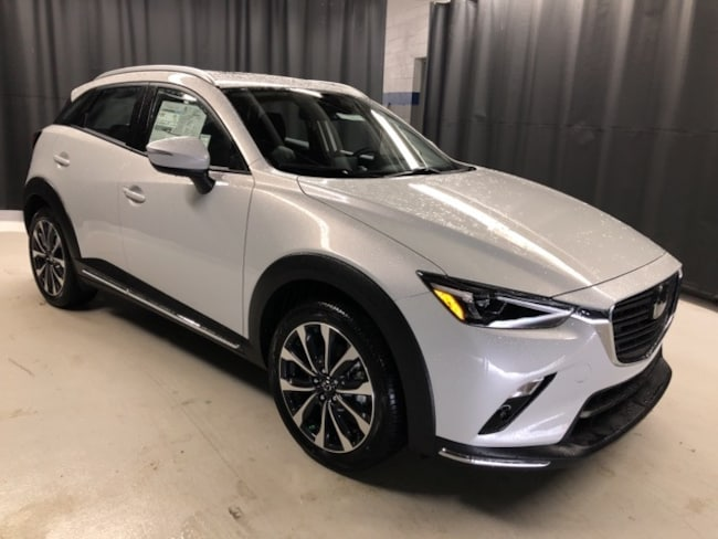 New Mazda 2019 Mazda Mazda CX-3 Grand Touring SUV Toledo OH