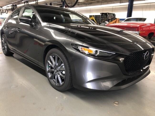 New Mazda 2019 Mazda Mazda3 Hatchback Toledo OH