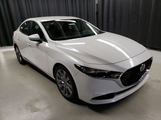 New Mazda 2019 Mazda Mazda3 Select Package Sedan Toledo OH