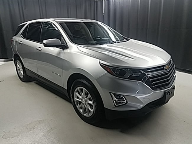 2018 Chevrolet Equinox LT w/1LT SUV for sale in Toledo at Brown Mazda
