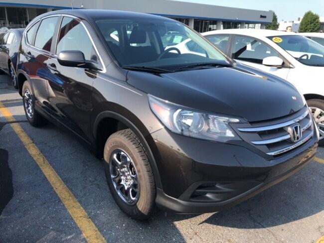 2014 Honda CR-V LX AWD SUV for sale in Toledo at Brown Mazda