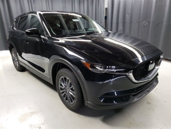New Mazda 2019 Mazda Mazda CX-5 Touring SUV Toledo OH