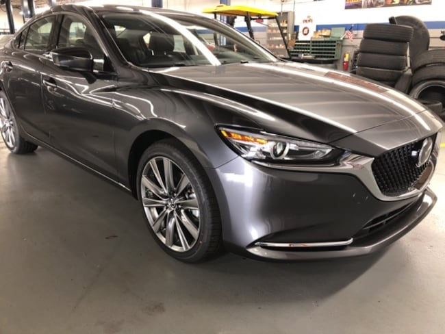 New Mazda 2019 Mazda Mazda6 Grand Touring Reserve Sedan Toledo OH