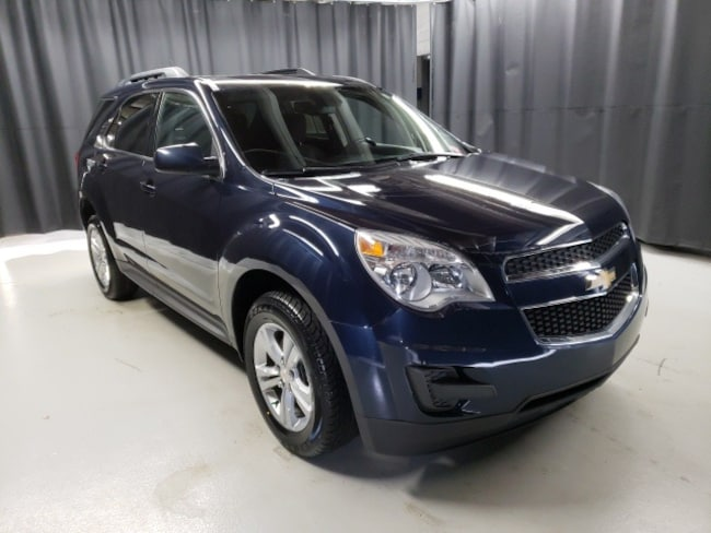2015 Chevrolet Equinox LT w/1LT SUV for sale in Toledo at Brown Mazda