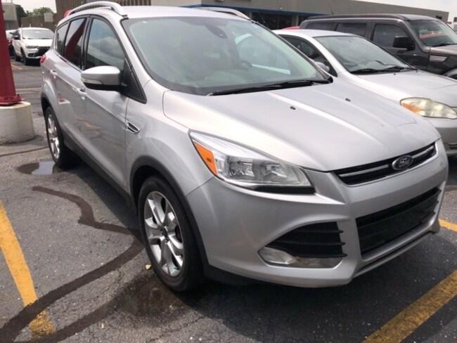2016 Ford Escape Titanium SUV for sale in Toledo at Brown Mazda