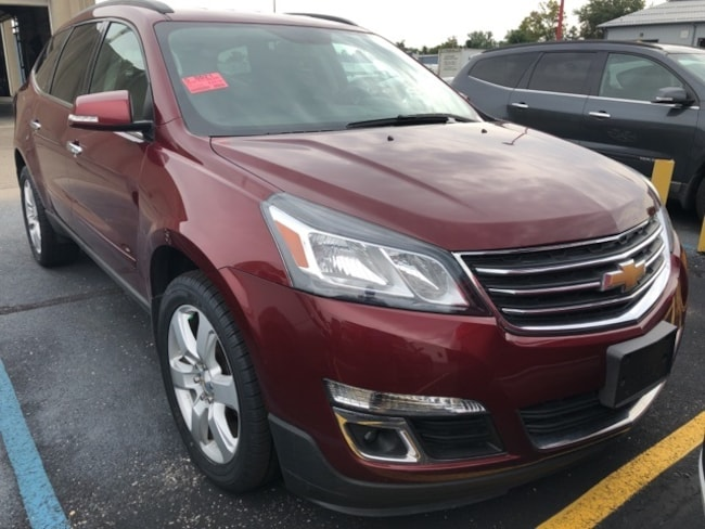 2016 Chevrolet Traverse LT w/1LT SUV for sale in Toledo at Brown Mazda