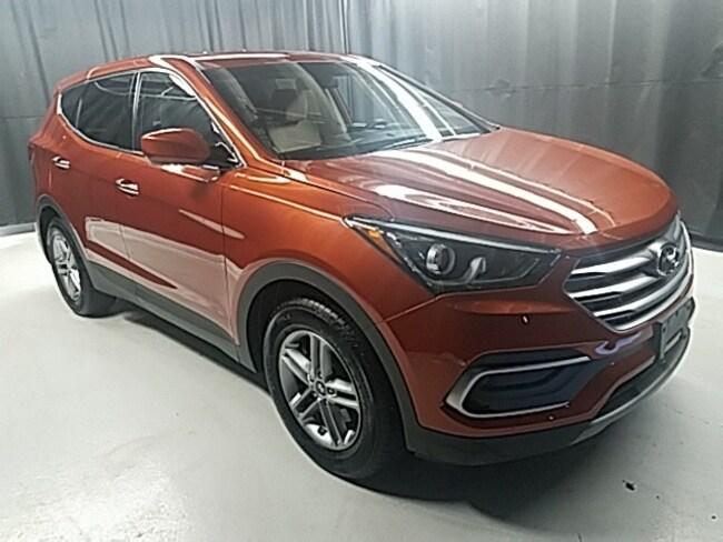 2018 Hyundai Santa Fe Sport 2.4L SUV for sale in Toledo at Brown Mazda