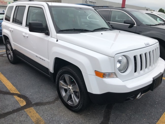 2016 Jeep Patriot Latitude SUV for sale in Toledo at Brown Mazda