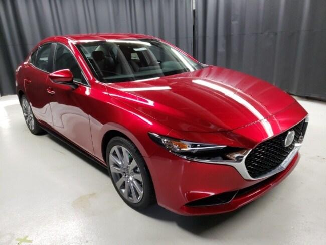 New Mazda 2019 Mazda Mazda3 Preferred Package Sedan Toledo OH