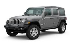New 2020 Jeep Wrangler UNLIMITED SPORT S 4X4 Sport Utility For Sale Shreveport, Louisiana