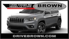 New 2021 Jeep Cherokee ALTITUDE FWD Sport Utility For Sale Shreveport, Louisiana