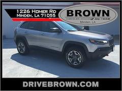 Certified Used 2019 Jeep Cherokee SUV For Sale Shreveport, Louisiana