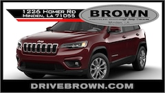 New 2021 Jeep Cherokee LATITUDE LUX FWD Sport Utility For Sale Shreveport, Louisiana